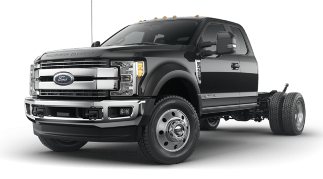 2019 Ford Chassis Cab F-550 Lariat Commercial-truck